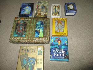 Tarot Cards lot