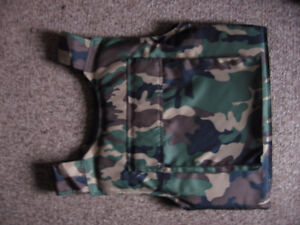 Bullet proof vest (full protection front back and sides)
