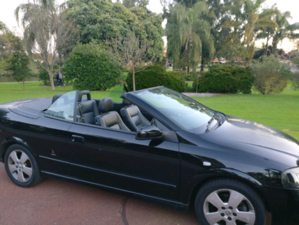 2006 Holden Astra Convertible 2.2L Perth Perth City Area Preview