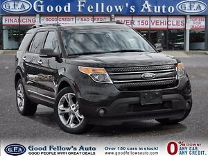 2013 Ford Explorer LIMITED, LEATHER, SUNROOF, 6CYL, 3.5L