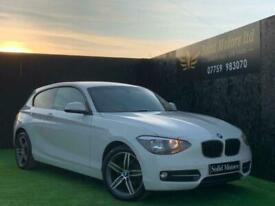 image for 2013 BMW 1 Series 116d Sport 3dr HATCHBACK Diesel Manual