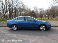 2005 05 HONDA ACCORD 2.4 EXECUTIVE VTEC 4D AUTO 190 BHP