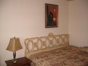 chambre meublee chauffe eclaire cable/internet  cuisine au 1e