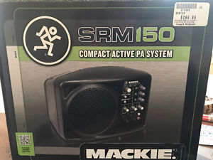 Mackie SRM 150 Compact Active PA System