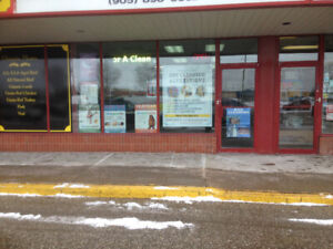Well Established Dry Cleaning & Alteration Business For Sale