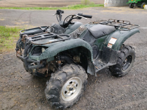 2002 Yamaha Grizzly 660 - COMPLETE PART OUT