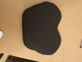 Motorcycle seat cushion
