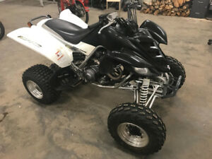 Yamaha Raptor 660 2001 en excellente condition