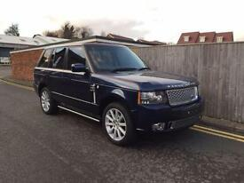 Land Rover Range Rover 3.0 Td6 Auto FULL AUTOBIOGRAPHY CONVERSION