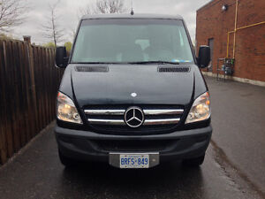 2012 Mercedes-Benz Sprinter Van Other