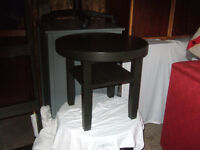 round end tables $40 each