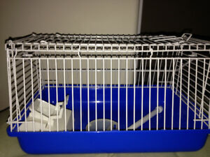 small carry cage for bird or rodent