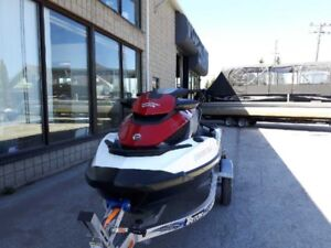 2011 SEADOO GTX IS 215 WITH INTELLIGENT SUSPENSION,IBR SYSTEM, W