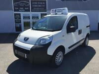 2009 PEUGEOT BIPPER VAN 1.4HDI 70 S 12 MONTHS MOT SIDE LOADING DOOR NO VAT