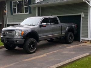 2010 ford f150 platinum lifted