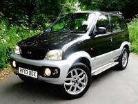 2003 (03) Daihatsu Terios 1.3 auto Sport..RARE AUTOMATIC..DRIVES SUPERB !!