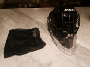 CCM Jr Goalie Mask