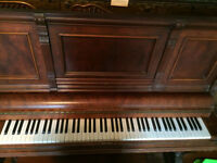 Free upright piano - good condition - you move
