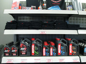 *** Motorcycle oil and tires *** Stratford Kitchener Area image 2