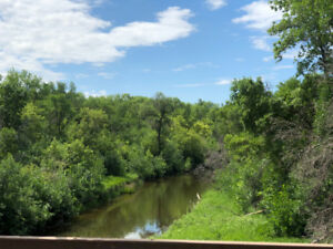 River front 15 acre acreage