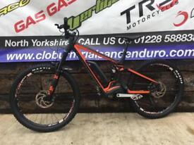 Ex-Demo 2017 Bergamont E-Trailster 8.0 E-Bike Mountain Bike