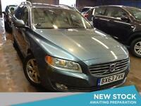 2013 VOLVO V70 D2 [115] Business Edition 5dr Powershift