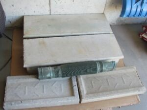 Precast step(s) and other