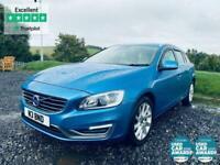 2014 Volvo V60 2.0 D3 SE LUX 5d 134 BHP Estate Diesel Automatic