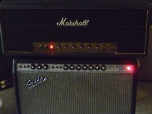 Vintage Amp Repair, (Marshall, Garnet, Traynor, etc.)