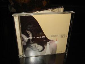 CD-MISTRESS BARBARA-RELENTLESS BEATS-VOL.1-MUSIQUE/MUSIC
