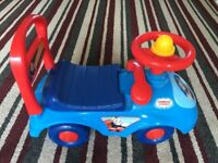 Ride on walker for toddlers