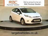 2009 FORD FIESTA 1.25 ( 82ps ) ZETEC ~FULL SERVICE HISTORY~FINANCE AVAILABLE~