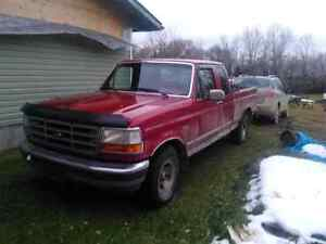 1992 ford f150 ext cab 2wd $1500 obo