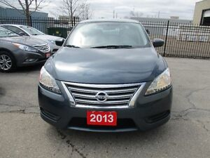 2013 NISSAN SENTRA SV !!! NO ACCIDENT !!! Kitchener / Waterloo Kitchener Area image 2
