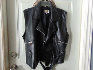 Men's Large PLeather Jacket