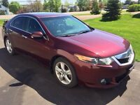 2009 Acura TSX Premium Package. Only 128k km