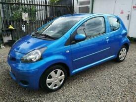 Toyota AYGO VVT-I Blue Petrol 57233 Miles Only