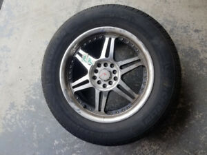 Michelin Tires 225/65R17 - 90% tread (used for only 8 months)