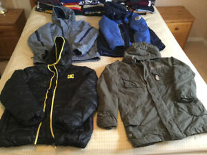 Boys clothing size 6 to 13 years old