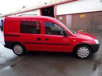 Vauxhall Combo 2000,1.3 CDTI CREW VAN
