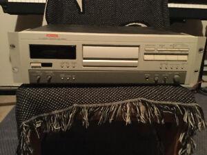 Fostex D-5 Dat Mastering Recorder