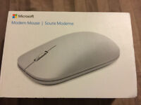 Wireless Microsoft mouse (Never opened brand new)