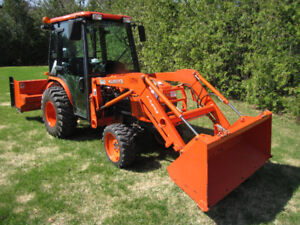 Wow one owner Kubota B-3030 only 120 hrs