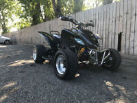2005 55 Yamaha YFM 660R RAPTOR 5 SPEED WITH REVERSE
