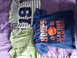 Carters boys 2T clothing