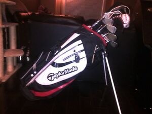 Full set of TaylorMade with Bag $200
