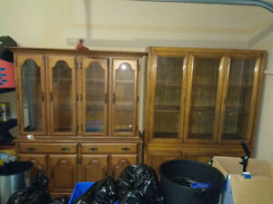Cabinets in a good condition at a very reasonable price