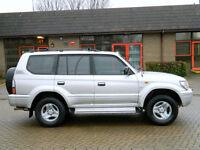 2000/W Toyota Land Cruiser Colorado 3.0 TD GX 5dr (a/c)