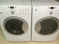 GE Laveuse Secheuse Frontale Frontload Washer Dryer