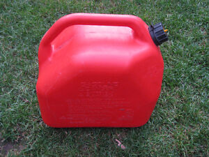 GAS JERRY CAN 20 L
